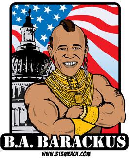 B.A. BARACKUS