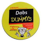 Dabs For Dummys Dab Pad