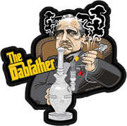 The DabFather Sticker