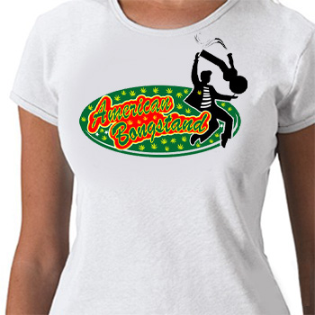 American Bongstand T-Shirts